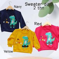 Sweater Bayi   Baju Hangat Anak Usia 2 tahun - Biru