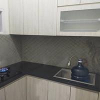kitchen set ibu Ratih kampung dukuh bahan PVC