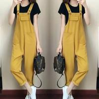 jumpsuit celana panjang overall outer luaran wanita baju kodok jumper
