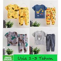 Setelan Import Baju Anak laki-laki Piyama anak cowok