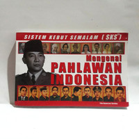 Buku Biografi - Mengenal Pahlawan Indonesia