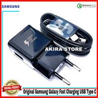 Charger Casan Samsung Galaxy Original 100% Fast Charging USB C