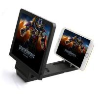 Kaca PEMBESAR LAYAR HP Enlarge Screen Magnifier Bracket Stand HP 3D