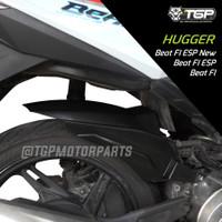 Aksesoris Variasi Motor Spakbor Kolong Hugger TGP Honda Beat FI Scoopy