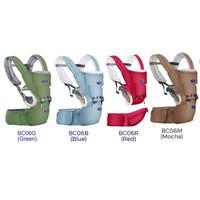 Baby Safe BC06 Baby Hip Seat NB to Toddler Gendongan Bayi