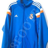 Real Madrid Jacket Anthem UCL Final Adidas Original Jaket