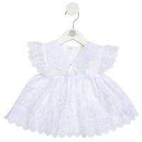 Newborn Baby Dress Baju Anak Bayi Perempuan Katun Akikah Aqiqah NC02W