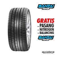 Ban Mobil Tapak Lebar 295/40 R20 ACCELERA IOTA ST68 Untuk Velg Ring 20