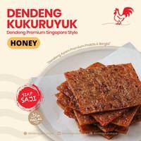 Dendeng Kukuruyuk 200 gram ( Original/Honey) tanpa msg