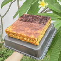 lapis legit 3 rasa layer cake by Lynn cake 20x20 wisman