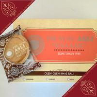 Pie Asli Enak 20pcs/box ORIGINAL SUSU - pie susu pie enak Bali