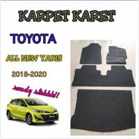 karpet karet mobil all new yaris 2018-2020