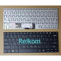 Keyboard Laptop Acer Switch One 10 Ten SW1-011 SW5-011 SW5-022 hitam