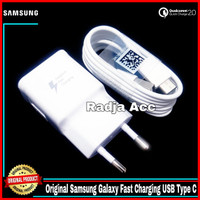 Charger Samsung Galaxy Note FE Note 7 Original 100% Fast Charge USB C