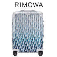 RIMOWA Dior Limited Edition Cabin 35 L - Koper Kabin - Gradient Blue
