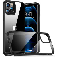 Vision Armor Case iPhone 12 Pro Max 6.7 - Clear Cover Hard Soft Ori