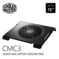 Cooler Master Notepal CMC3 Silent Fan Laptop Cooling Pad cmc 4