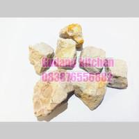 batu Bakaran gril lava vulkanik