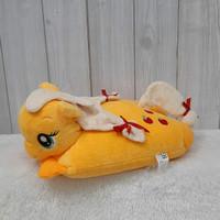 Boneka Bantal Kuda Pony Tengkurep Size 37cm/bantal lucu