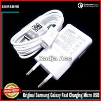 Charger Samsung Galaxy Note 5 S7 Flat Original 100% Sein Fast Charging