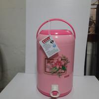 Blue Sky Drink Jar uk 4 liter Lion Star - Merah Muda