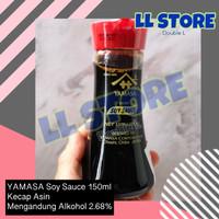 YAMASA Soy Sauce 150ml Dispenser Kecap Asin Jepang original