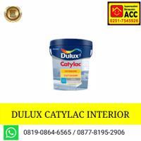 Dulux Catylac Interior Cat Tembok Dalam Putih 5Kg (Gojek Grab Only)