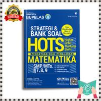 BUKU PELAJARAN SMP: STRATEGI BANK SOAL HOTS MATEMATIKA SMP 7 8 9