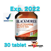 Blackmores Glucosamine Sulfate 30 Tablet 1500 Mg - KALBE