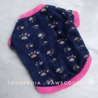 (B53) Baju kaos kostum natal anjing kucing hewan pet dog cat christmas - S