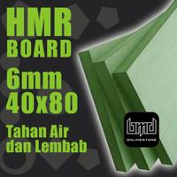 Papan Kayu HMR 6mm Ukuran (40x80)cm - High Moisture Resistant Board
