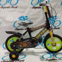 Sepeda Anak Ban Mati Ukuran 12 Kokoh Murah Ready Stock