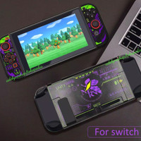 Hard Case Cover Evangelion Neon Genesis Nitendo Switch V1/V2