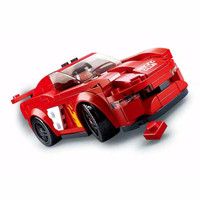 Lego Mobil Balap Car Club - sluban original M38 B0633D Compatible lego
