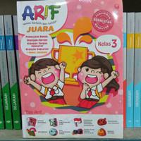 ARIF JUARA SD KELAS 3 GRASINDO ORIGINAL