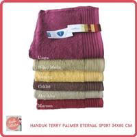 Handuk Terry Palmer Premium Eternal Sport Ukuran 30*80 Grade A