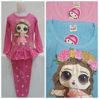 Baju Tidur Anak/Piyama Anak/Baju Tidur LOL Surprise