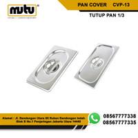 MUTU Cvp-13 Cover Food Pan / Tutup Food Pan