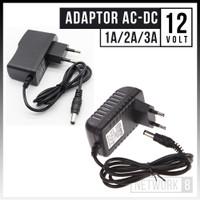ADAPTOR 12V 2A 1A KAMERA CCTV LED STRIP AC DC ADAPTER 12 VOLT AMPERE