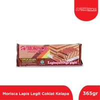 Morisca Lapis Legit Choconut chocolate 365gr