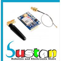 SIM800L V2.0 5V GSM GPRS QUAD BAND MODULE PLUS ANTENA GSM FOR ARDUINO