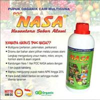 pupuk organik cair nasa - poc nasa 500 cc