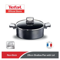 Tefal Expertise Shallow Pan 26cm+lid (CP 1.800.000)
