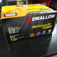 BAN DALAM SWALLOW 200-17 ATAU 60/80 DAN 60/90