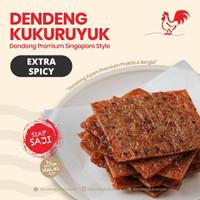 Dendeng Kukuruyuk 200 gr ( Extra Spicy) tanpa msg