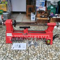 Mesin Bubut Kayu PAZTO MCS 450 - Wood Lathe Machine 45 cm