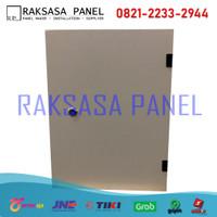 Box Panel Listrik Indoor Ukuran 30x40x20 plat tebal 1,2mm