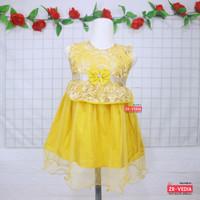 Gaun Bella Uk 2-3 tahun / Dress Balita Perempuan Baju Anak Gaun Pesta
