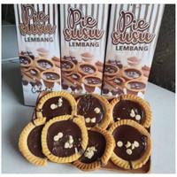Pie Susu Lembang Coklat
