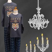 Baju Tidur Anak Laki GS (GC Lion) St. Lgn Pjg Cln Pjg